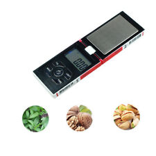 Digital Small Pocket Scale LCD Display Weighing Herbs Jewelry Gold 0.01g - 200g