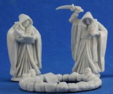 Reaper Bones 77351 Cultists and Circle (3)