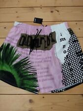 Dsquared2 polyester swim boxer BNWT Size 48 made in Italy RRP £156