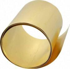 """C260 Brass Shim / Sheet .003"""" x 6"""" x 120"""""""