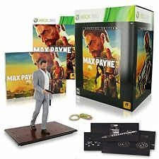 Max Payne 3: Special Edition (Xbox 360) New sealed in delivery Box