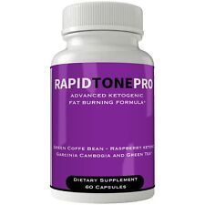 Rapid Tone Pro Weight Loss Supplement - Extreme Weightloss Lean Fat Burner | ...