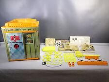 "Vintage 1970s GI Joe Adventure Team Headquarters for 12"" Action Figure Hasbro HQ"