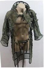 Russian Spetsnaz Milspec Mesh Disguise Cape Sniper Cloak OD Green