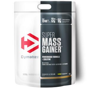 DYMATIZE Super Mass Gainer 5232g FREE SHIPPING