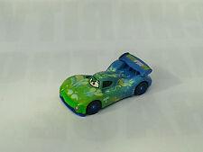 MATTEL Hotwheels auto Carla REGNO 1/55 DIECAST CAR-Loose-Quasi Nuovo