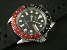 SEIKO SKX031 7S26-0040 ' Coke GMT ' Modified Water Proof Tested Nice Collections