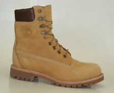 Timberland Icon 8 Inch Boat Made IN USA Limited Edition Waterproof Boots A164W