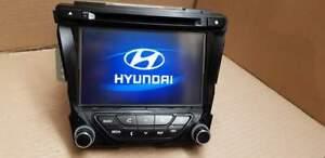 Radio Navigation CD Display Hyundai i40 Navi Navi LAN1108EHVF  2013 Bj.