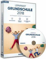 Franzis Lernpaket Grundschule 2018 NEU