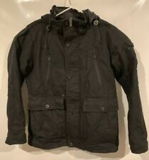 Burton Dryride Jacket Snowboard Ski Black Heavy Authentic Mens Large