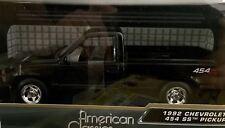 Motor Max 1992 Chevrolet 454 SS American Classics 1:24