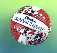 Baden Match Point Mini Volleyball VS2-3002 White/ Red/ Blue #NO5931