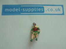 Corgi 267 / 107 Batmobile / Batboat reproduction painted plastic Robin figure