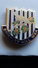 Brierley hill WBA rare 90.s home pin  badge