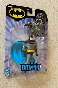 BATMAN Cartoon Network (Hasbro 2001) -- Action Figure -- On Card AF