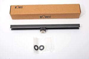 Kiwi Accessory Extension Bar CS-30 Long 300mm Hotshoe extender/Sound/Led holder
