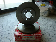 COPPIA DISCHI FRENO  ANT .BREMBO SAAB 9000 DIAMETRO 280MM CODICE.09.5221.10