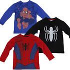 *NEW* Boys Cotton Spiderman Spider Man Tee T-shirt Size 3 4 5 6