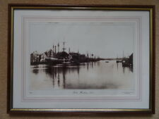 Framed Photographic Print Picture - Poole Harbour, 1900 - Francis Frith 46089
