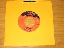 "NORTHERN SOUL 45 RPM - SAM HUTCHINS - AGP 106  ""DANG ME/I'M TIRED OF PRETENDING"""