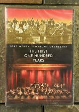 "Fort Worth Symphony Orchestra ""The First 100 Years""  DVD Miguel Harth-Bedoya New"