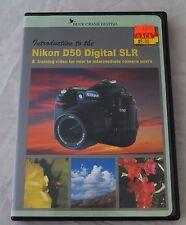 Blue Crane Digital Nikon D50 Digital SLR DVD