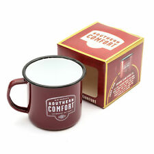 Southern Comfort Liqueur Whiskey Tin Mug Red Limited Edition Presentation Box US