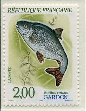 FRANCE TIMBRE NEUF  N° 2663  **  POISSON GARDON
