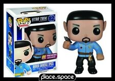 STAR TREK - MIRROR UNIVERSE SPOCK EXCLUSIVE FUNKO POP! VINYL FIGURE #082