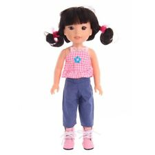 """Doll Clothes 14.5"""" Pants Capri Jean Top Pink Fit 14.5""""Ag Wellie Wishers Dolls"""