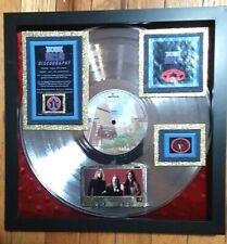 RUSH 2112   Platinum Award 1995 celebrating 3-million albums sold
