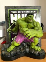 Incredible Hulk Bowen Designs Statue Shiflett Brothers Green Version
