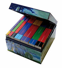 Harry Potter Paperback Boxed Set, Rowling, J. K., Acceptable Book