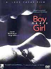 Boy Meets Girl : Leos Carax (DVD, 2001)