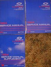 1994 Chevrolet Lumina car shop service manual  set 94
