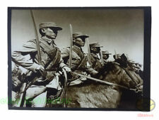 """Matted 8""""x6"""" old photograph the cavalry in ROC China before 1945s"""