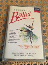 Essential Ballet - DECCA - 4366584 Cassette Tape