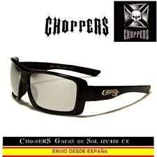 CHOPPERS Gafas de Sol UVAB CE Moterista Moto Custom Biker Sunglasses Occhiali