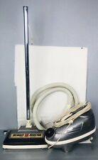 TriStar CXL Silver Bullet Canister Vacuum  Power Head, Turbo Brush Hose Vintage