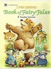 Children's Golden Book ~ CYNDY SZEKERES' BOOK OF FAIRY TALES ~ 1st Edition
