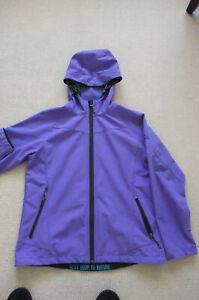 Damenjacke Mc Kinley, Wind-Regenjacke, Gr. 42/44, Farbe blaulila, zu verkaufen