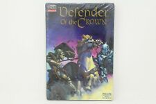 Defender Of The Crown (Philips CD-i, 1991) Long Case - NEW