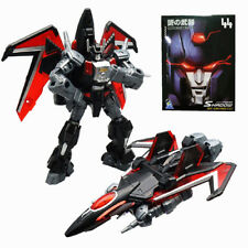 MFT-44 Transformers Black Shadow Action Figure 13CM Toy