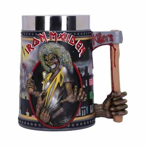 Iron Maiden The Killers Eddie Collectable Tankard