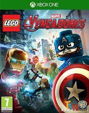 LEGO MARVEL VENGADORES EN CASTELLANO NUEVO PRECINTADO XBOX ONE