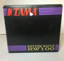 Tama Rhythm Watch Rw100 Drum Metronome Made in Japan w/ case