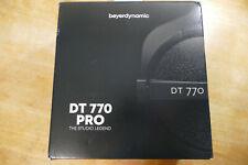 Beyerdynamic DT 770 Pro 80 Ohm (474746) Studio Reference Headphones (Closed)