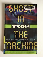 Tron Ghost In The Machine Tpb Slg 2009 1st Print Oop