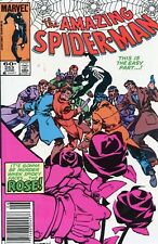 The Amazing Spider-Man #253 1st App The Rose VF 8.0 1984 Marvel See My Store